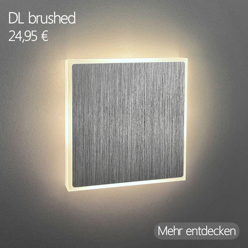 LED Stufenleuchte Doppellagig