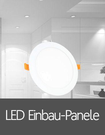 LED Einbau-Panele